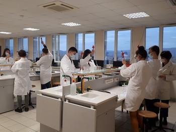 Echanges de pratique scientifique en 2GT