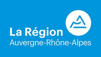 La Région Auvergne Rhône Alpes finance...