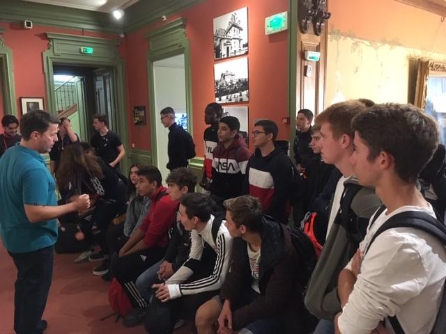 Visite des musées Louis Lumière et Tony Garnier