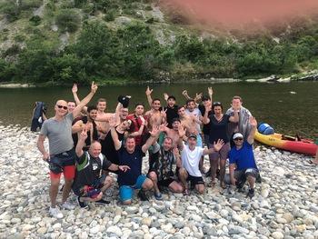 Les TCTRM et les TF dans les gorges de l'Ardèche