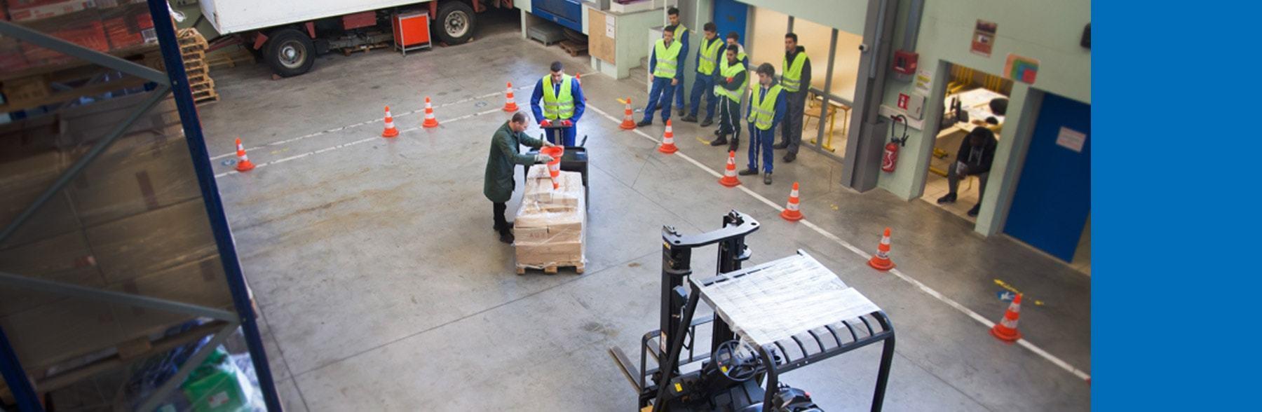 Formation : Opérateur Logistique